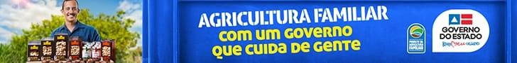 Campanha GOV agricultura